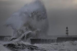 Arktička oluja okovala EVROPU!
