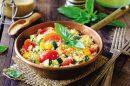 Predlog za ručak: Povrće sa mesom iz rerne