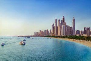 Novi rekord Dubaija - zlatna kula sa 75 spratova!
