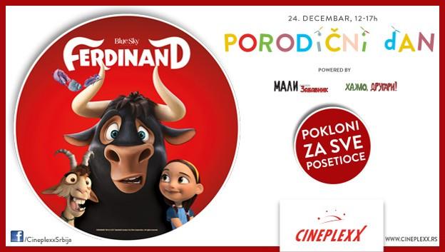 """ferdinand, PORODIČNI DAN """"FERDINAND"""", Gradski Magazin"""