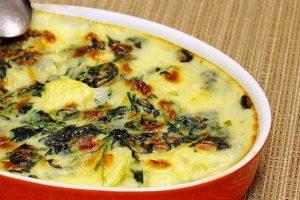 Recept dana: Krompir sa četiri sira