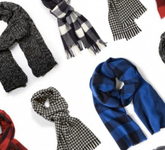 Muški modni vodič: Kako pravilno nositi šal! (VIDEO)