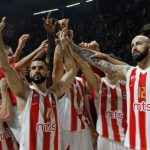 Zvezdini košarkaši ubedljivi u Skoplju