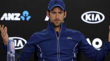 Evo šta je Novak rekao posle poraza od Čunga!