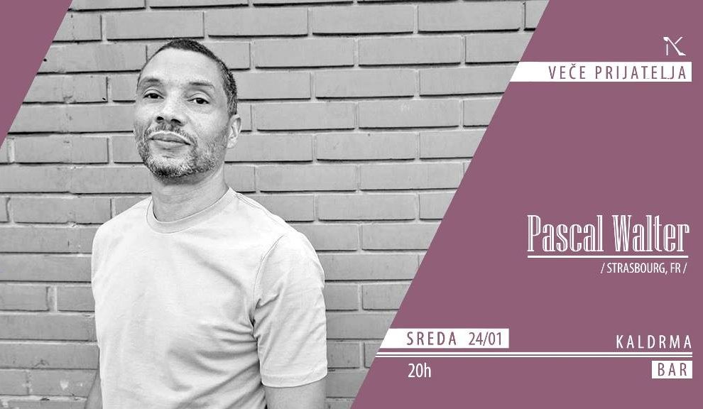 PRODUCENT I DJ PASCAL WALTER U BEOGRADU!