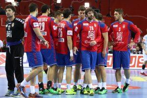 Novi poraz srpskih rukometaša na Evropskom prvenstvu