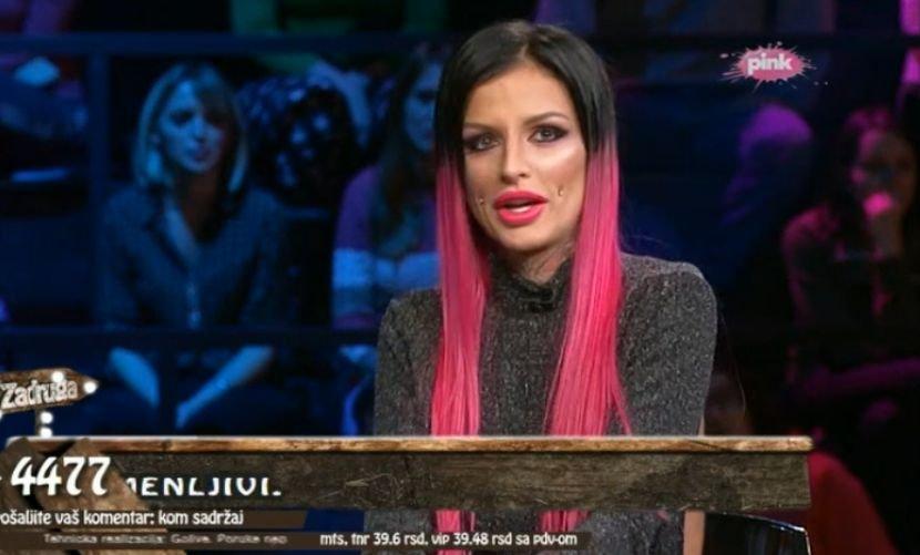 elena Krunić ušla u Zadrugu i odmah rekla šta misli o Slobi, Luni i Kiji! (VIDEO)