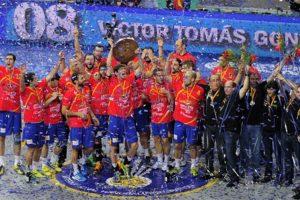 Rukometaši Španije prvaci Evrope