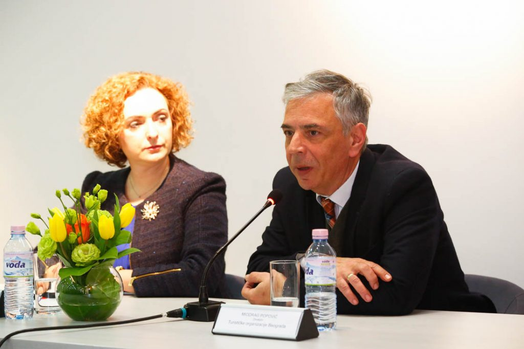 Jubilarni 40. Međunarodni sajam turizma u Beogradu