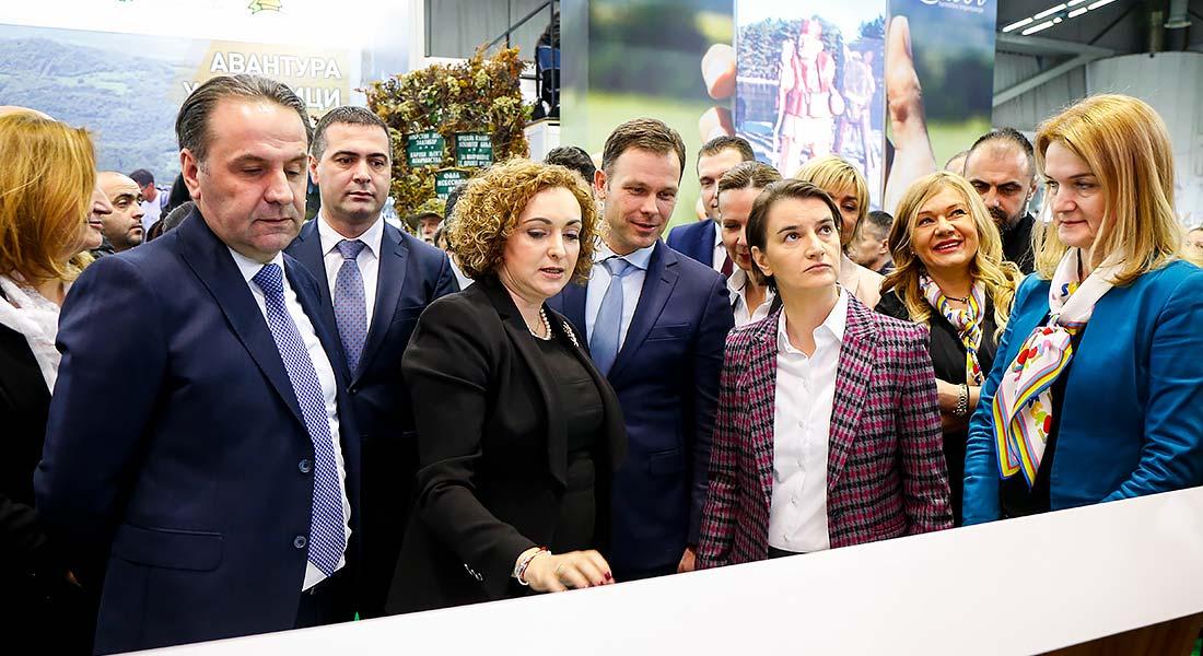 Premijerka otvorila 40.Sajam turizma, Gradski Magazin