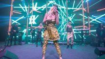 """SPEKTAKL NA MUSIC WEEK FESTIVALU - Slatka mala """"zapalila"""" atmosferu na Kopaoniku"""