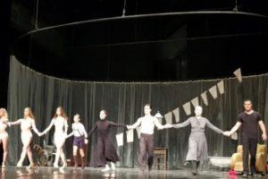 """Beogradska pozorišna predstava """"Oni"""" u Sarajevu"""