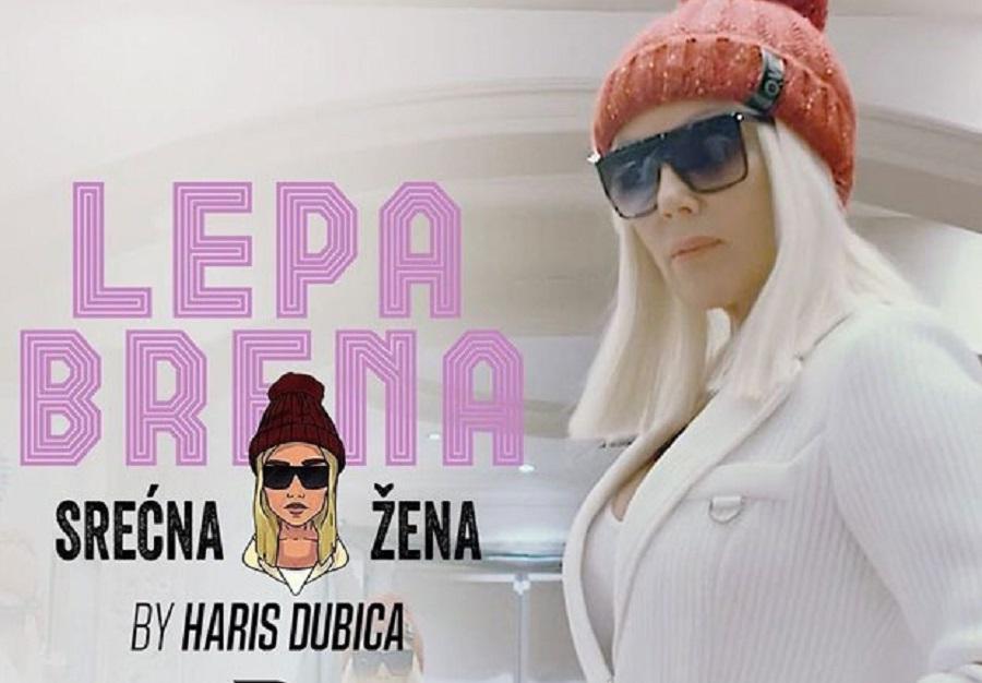"""Lepa Brena objavila spot za pesmu """"Srećna žena"""" (VIDEO)"""