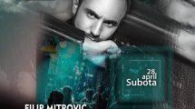 GAUČOSI: Filip Mitrović i Antidepresiv bend ove subote prave sjaju žurku!
