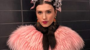 """Naša lepotica Irina Đuranović i Naomi Kembel zablistale na reviji """"Dolce and Gabbana"""""""
