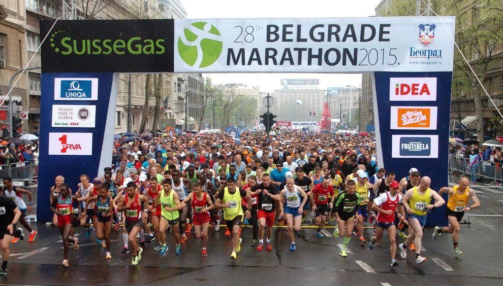 BG maraton: Stošić i Trklja će dobiti nagrade, ali ne u punom iznosu