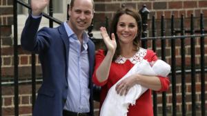 Kejt Midlton porodila se danas i na svet donela dečaka.
