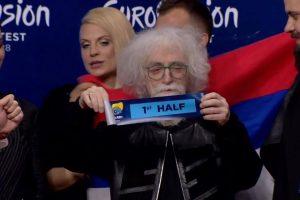 FREESTYLER Night Club EUROVISION Lisabon 2018: Srbija u prvom delu FINALA!