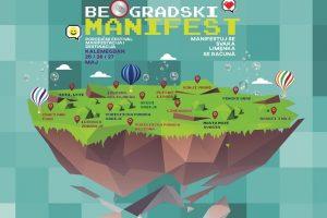 Beogradski Manifest na Kalemegdanu od 25. do 27. maja