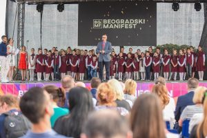 Počeo četvrti Beogradski Manifest