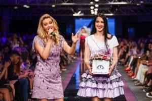 Lena Kovačević: Uživala sam na modnoj pisti