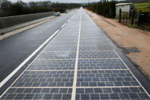 Putevi budućnosti proizvode električnu energiju!