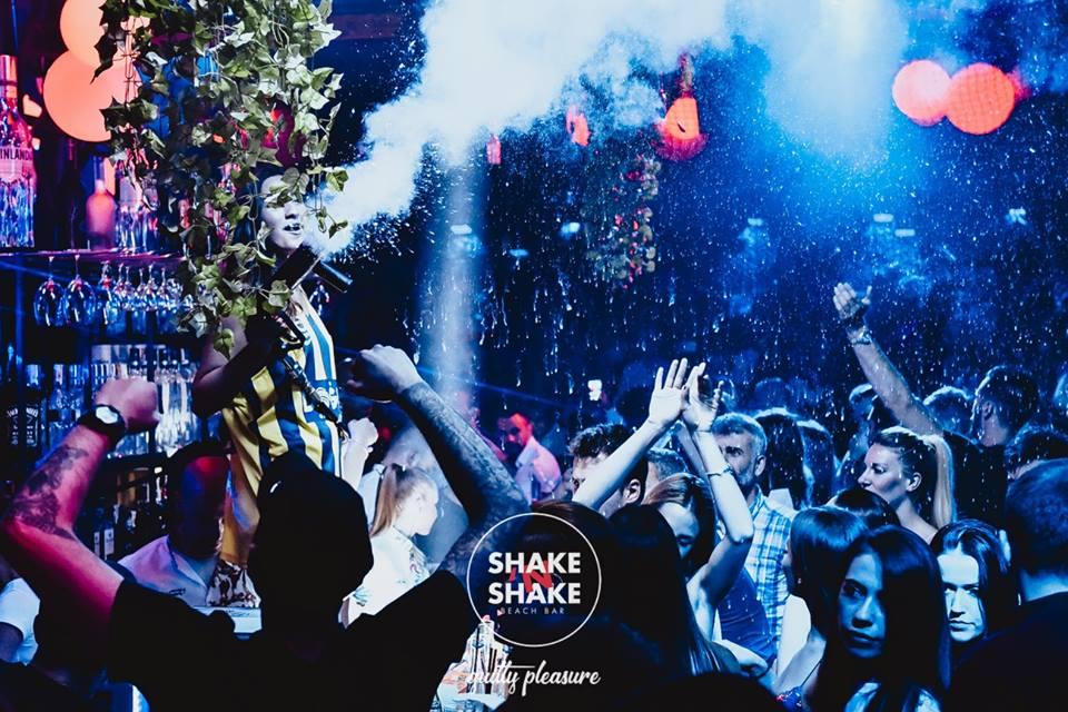 FINAL FOUR PARTY: GRU sprema RNB poslasticu na splavu Shake'n'Shake!, Gradski Magazin