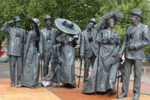 Umetnici iz osam zemalja na Festivalu živih statua u Bukureštu