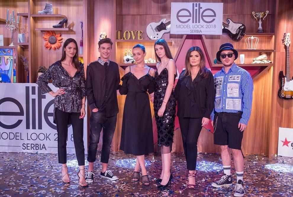 Amidžić i Stanković proglasili pobednike Elite Model Look 2018