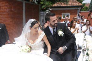 Mladenci u kočijama otišli na venčanje, ALEKSANDRA BLISTA!
