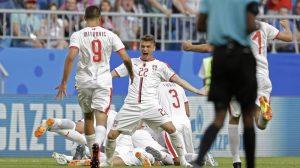 Srbija POBEDILA Kostariku! (VIDEO)