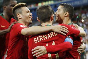 Svetsko prvenstvo u fudbalu: Het-trik Ronalda za remi! Portugal - Španija 3:3