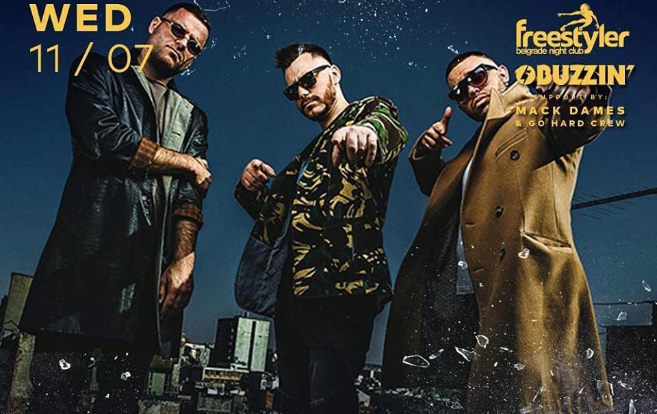 Prvi nastup posle rijalitija: DJANS u večeras na FREESTYLERU!