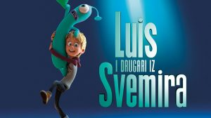 """ANIMIRANI FILM """"LUIS I DRUGARI IZ SVEMIRA"""" OD DANAS U BIOSKOPIMA"""