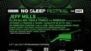 Egzit lansira novi festival No sleep