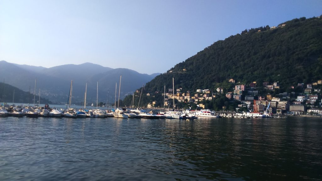 Ljubav na prvi pogled: božanstveno jezero Komo