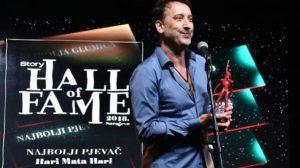 Šarmatni Hari poneo titulu najboljeg pevača regiona