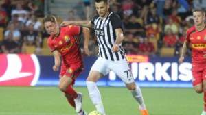 Uspešan debi Bate Mirkovića, dva gola Partizana za mir u revanšu