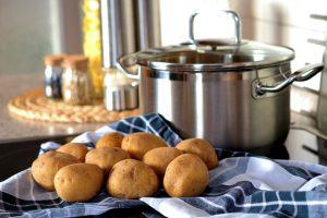 Recept dana: Krompir punjen šampinjonima