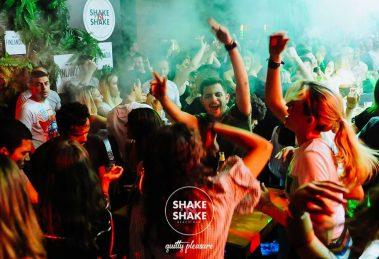 SHAKE'N'SHAKE Svetski provod u srcu Beograda!