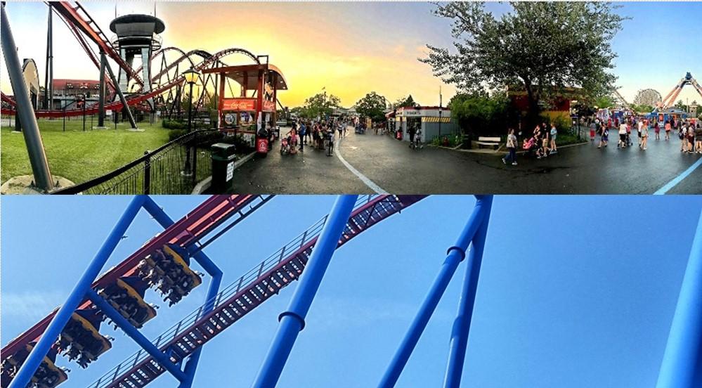 PRessSerbia travelers: Predstavljamo SIX FLAGS GREAT AMERICA zabavni park