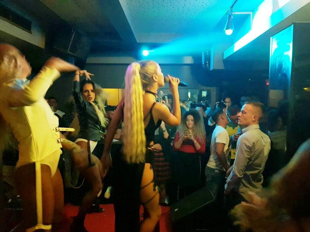 Teodora Džehverović oduševila publiku u poznatom bečkom klubu Cream!