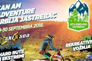 ATV ENDURO SKUP JASTREBAC 2018