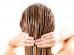 Medena maska za suvu kosu