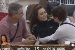 Jutros iznenada preminuo otac poznate zadrugarke Ane Korać