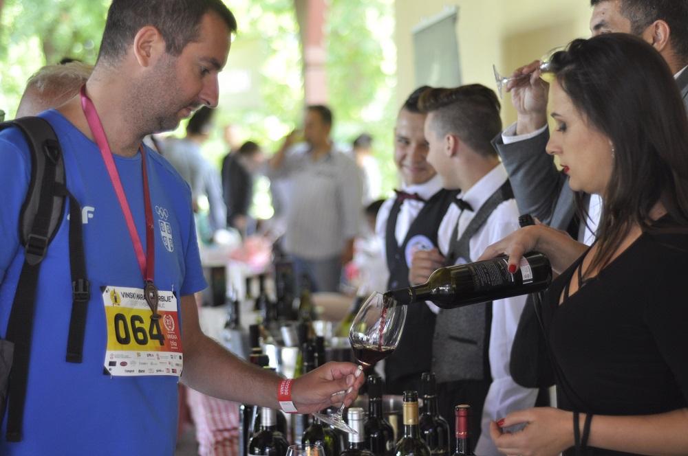 Šampionka Srbije na Vinskom maratonu na Paliću, 22. septembra