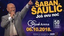 Koncert Šabana Šaulića u Areni!