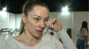 ANABELA I ANDREJ ATIJAS U POLICIJI Pevačica optužuje: Muž me udario PESNICOM U GLAVU