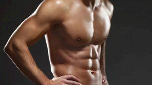 """Izgradite vaše telo u obliku slova """"V"""""""