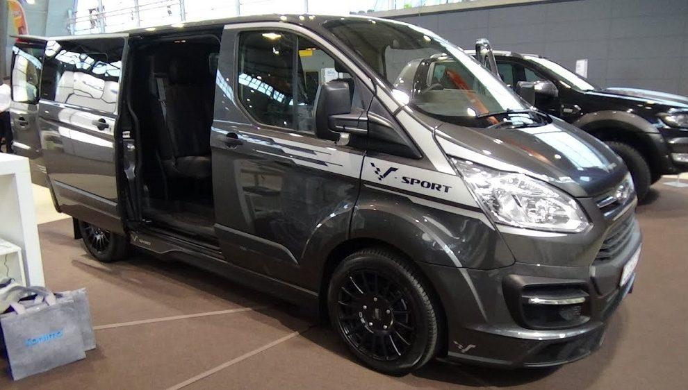 Efikasniji dizel i hibridni pogon-Novi Ford Tranzit nam stiže